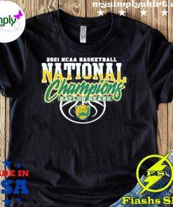 Baylor Bears Bu 2021 Ncaa Men's Basketball Champions Shirt