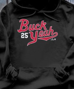 Buck 25 Years Shirt Hoodie