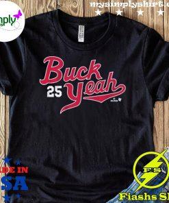 Buck 25 Years Shirt
