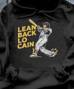 Lean Back To Cain Baseball Shirt Hoodie