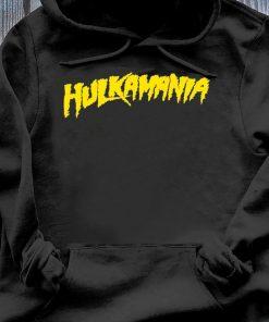 Hulkamania Shirt Hoodie